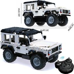 AIBOULLY C51004 Technic Series 553 PCS Defender <font><b>RC<