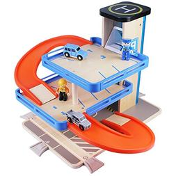 Car Parking Garage - iPlay, iLearn, Toy Cars Car Parking Sta