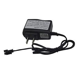Blomiky 4.8V Charger Power Adapter for off-Road Rock through