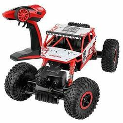 Click N' Play Remote Control Car 4WD Off Road Rock Crawler