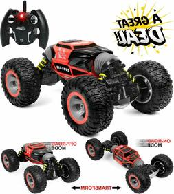 Click N' Play Remote Control Rc Car Double Sided Off Road St