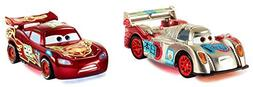 Comic Con limited Disney Cars neon racer gift pack SDCC 2014