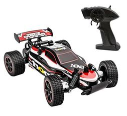 CR 2.4 GHz 1:20 Remote Control Racing Buggy Car Crazy Speed