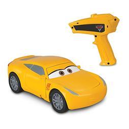 Cars Crazy Crash & Smash Cruz Ramirez RC car