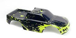 Custom Body Muddy Green for Traxxas Stampede 1/10 Truck Car