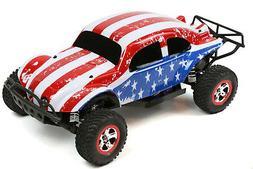 Custom Buggy Body American Flag for Traxxas Slash 1/10 Shell