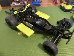 Custom Built No Prep Dr10 Hobbywing Trinity Drag Rc Look Rtr