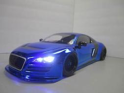 CUSTOM painted rc Body shell for 1/10 sc