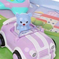 Cute Cartoon Animal Car Toys For Boys Girls Race Car RC Car