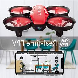 Cheerwing CW10 Mini RC Drone Wifi FPV Drone with 0.3MP Camer