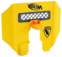 NERF Dart Gun N-Strike Yellow Blast Shield Tactical Stampede