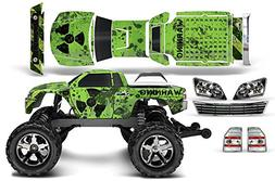 Designer Decal for Traxxas Stampede VXL 1/10  AMRRACING RC K