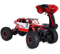KingPow Rc Cars, Remote Control Car 2.4GHz Electric Rc Rock
