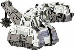 Dinotrux Destructs Vehicle