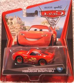Disney/Pixar Cars Deluxe Size Leroy Traffik with Snow Tires