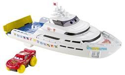 Disney / Pixar CARS Hydro Wheels Playset Porto Corsa Splash