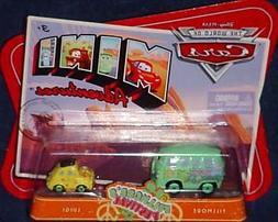 Disney Pixar Cars Mini Adventures Fillmore's Festival-Fillmo