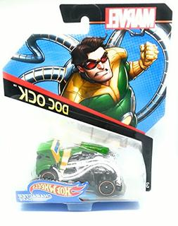 Hot Wheels Marvel Character Car Doc Ock