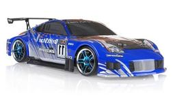 Exceed RC Drift Car Radio 1/10 Scale DRIFTSTAR RC Drift Car