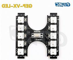 ZCGC-US Drone Tail Light LED Board --- Dual Mode  10WS2812B