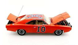 Dukes of Hazzard 1969 Dodge Charger General Lee 1/18 Authent
