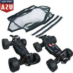Dust Cover Integy Chassis Mesh Dirt Guard for Traxxas 1/5 X-
