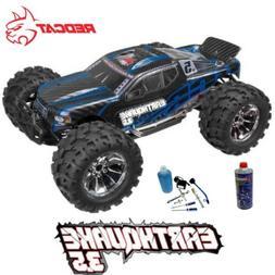 Redcat Racing Earthquake 3.5 1/8 4x4 Nitro Monster RC Truck