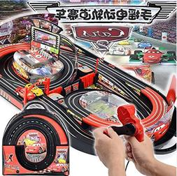 in Stock Electric RC Track Sets for Kids Gift Toy Railway Tr