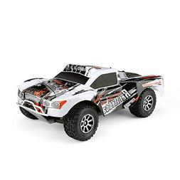FunTech Entry Level 4WD High Speed RC Truck Remote Control T