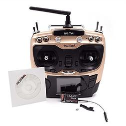Radiolink AT9S 2.4G 9CH System Transmitter w/ R9DS Receiver