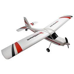 Costzon Exchange RC Plane PNP Brushless Motor 2 Wings No Rad