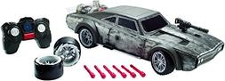 Mattel Fast & Furious Blast & Burn Ice Charger Vehicle