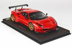 Ferrari 488 GT3 Resin Model in 1:18 Scale by BBR
