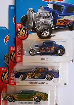 """FLAMES Series """"Blue"""" Bundle"""