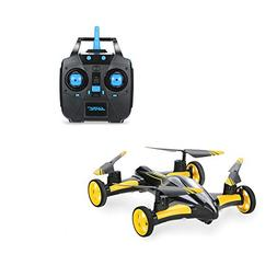 Rabing Flying Cars Quadcopter Car Remote Control Car and RC