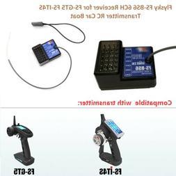 Flysky FS-BS6 6CH Receiver Fail-Safe for FS-GT5 FS-IT4S Tran