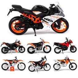 <font><b>Maisto</b></font> 1:18 Motorcycle Model Toy Alloy M