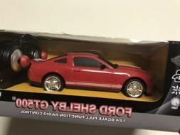 Ford Mustang Shelby GT500 Radio Remote Control RC Model Car
