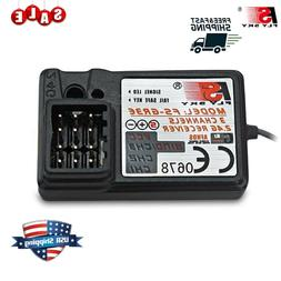 Free shipping FlySky GR3E Waterproof 3CH 2.4G Receiver For R