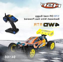 *FREESHIP* RC Car 4WD Nitro Gas Powered Engine HPS Two Speed