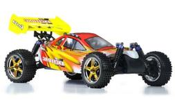 Exceed RC Forza 1/10 Nitro Gas .18 Engine Remote RC RTR Bugg