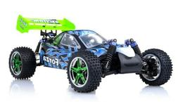 Exceed RC Froza 1/10 Nitro Gas .18 Engine Remote RC RTR Bugg