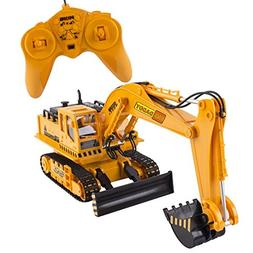 Big-Daddy Full Functional Excavator, Electric Rc Remote Cont