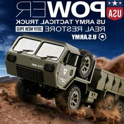 Fayee FY004A 2.4G 1/16 6WD Off-road Climbing RC Car US Milit