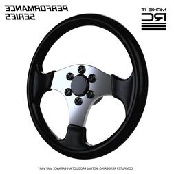 Make It RC GEM 150 Racing Steering Wheel for 1/10 Scale RC C