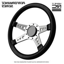 Make It RC Genesis GT1 Racing Steering Wheel for 1/10 RC Car