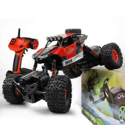 Gizmovine RC Car 4WD 1/16 Rock Crawler Climber Off Road Vehi