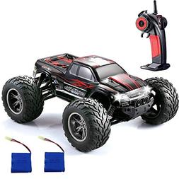 Theefun RC Car 33+ mph High Speed Remote Control Car 1: 12 E