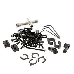 Arrma Granite Mega 1/10: Screw & Tool Kit, 4-way Hex Wrench,