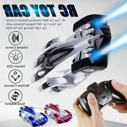 Gravity Defying RC Car Wall Climbing Remote Control Anti Cei